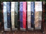 Mix of colours Bi-Sashes