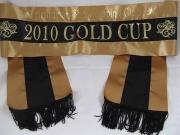Antique Gold/Black/Antique Gold Sash