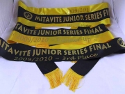Yellow & Black Sash Set