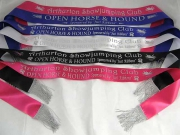 Set of Sashes - Various Colours