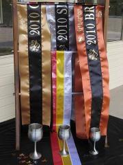 Cup Sash Sets
