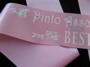 Sash with Bling!!!