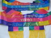 Rainbow Tri-Sashes
