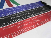 Award Sashes