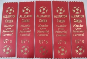 Soccer Award Ribbons