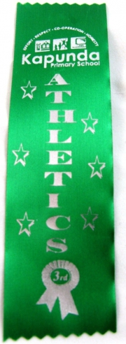 Third Place Award Ribbon