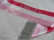 Fuchsia/White/Pale Pink