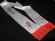 Confirmation Sash