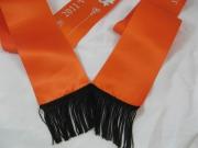Tangerine Shoulder Sash